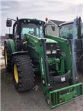 John Deere 6420 S, 2006, Tractores