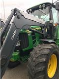 John Deere 6430, 2010, Traktorer