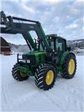 John Deere 6430, 2009, Traktorer