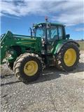 John Deere 6430, 2007, Traktoren