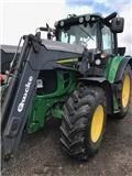 John Deere 6430 Premium, 2008, Traktorer