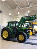 John Deere 6430 Premium, 2007, Traktorid