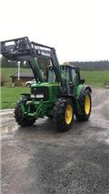 John Deere 6620, 2006, Traktorer