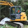 Kato HD 308 US V, 2014, Midi excavators  7t - 12t