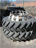 Kleber 320/85R36, 2014, Dual wheels