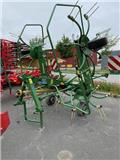 Krone KW 5.52, 2015, Mga windrower