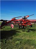 Kuhn GA 8030, 2016, Swathers \ Windrowers