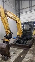 Liugong CLG 906 D, 2013, Mini Excavators <7t (Mini Diggers)