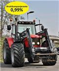 Massey Ferguson 5480, 2008, Tractores