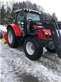 Massey Ferguson 5610, 2017, Traktorid
