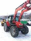 Massey Ferguson 5612 Dyna-4, 2014, Tractores