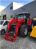 Massey Ferguson 5712, 2017, Tractores