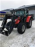 Massey Ferguson 6455, 2012, Traktorer