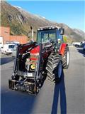 Massey Ferguson 6455, 2011, Traktorer