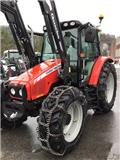 Massey Ferguson 6455, 2005, Traktorer