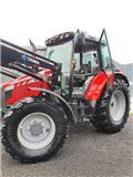Massey Ferguson 6455, 2011, Traktorit