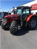 Massey Ferguson 6460, 2011, Traktori