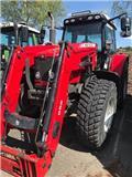 Massey Ferguson 6470, 2011, Traktorer