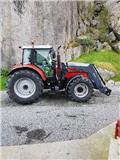 Massey Ferguson 6480, 2007, Traktorer