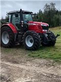 Massey Ferguson 6614, 2015, Traktorid