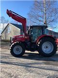 Massey Ferguson 6616, 2014, Tractors