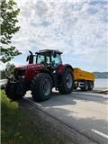 Massey Ferguson 740, 2018, Traktorer