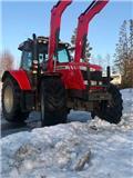 Massey Ferguson 7616, 2013, Traktorit