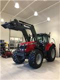 Massey Ferguson 7616, 2014, Traktorer