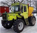 MB Trac 700, 1984, Traktorok