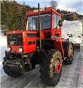 MB Trac 800 MVA fri Med Fronthydraulikk, 1977, Traktori