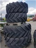 Michelin, Hjul
