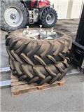 Michelin BIB X, Tvillinghjul