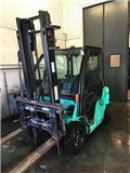 Mitsubishi FD25N, 2012, Diesel Forklifts