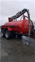 Moi Vakumvogn Lasterobot 10m3, Esparcidoras de minerales