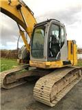 New Holland E 225 B SR, 2009, Beltegraver