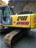 New Holland E 265, 2006, Crawler excavators