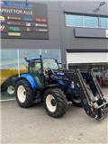 New Holland T 5.105, 2013, Tractors