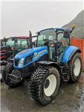 New Holland T 5.115, 2013, Traktori