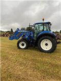 New Holland T 5.120, 2018, Traktorit