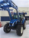 New Holland T 5.95, 2017, Traktorer