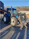 New Holland T 6.160, 2013, Traktorok
