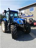 New Holland T 6.160 AC, 2016, Traktorer