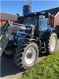 New Holland T 6.160 AC, 2015, Tractores