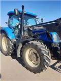 New Holland T 6.165, 2013, Tractores