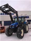 New Holland T 6040, 2008, Traktori