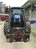 New Holland T 6070, 2009, Traktorer