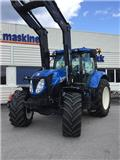 New Holland T 7.185, 2013, Traktorok