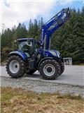 New Holland T 7.210, 2017, Tractores