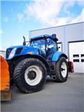 New Holland T 7040, 2011, Traktorok