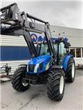 New Holland T5070, 2010, Tractores